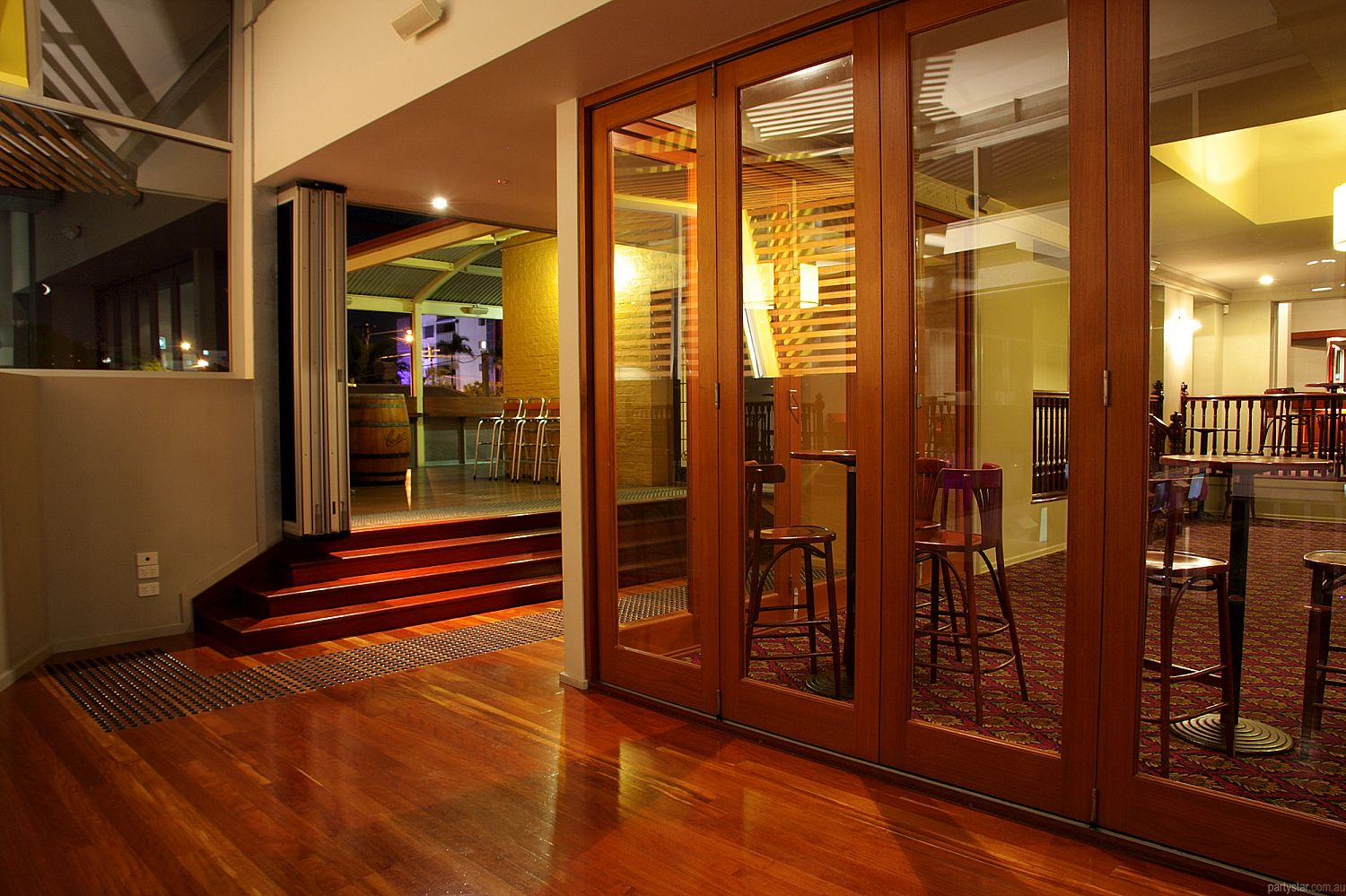 Pineapple Hotel, Kangaroo Point, QLD. Function Room hire photo #4