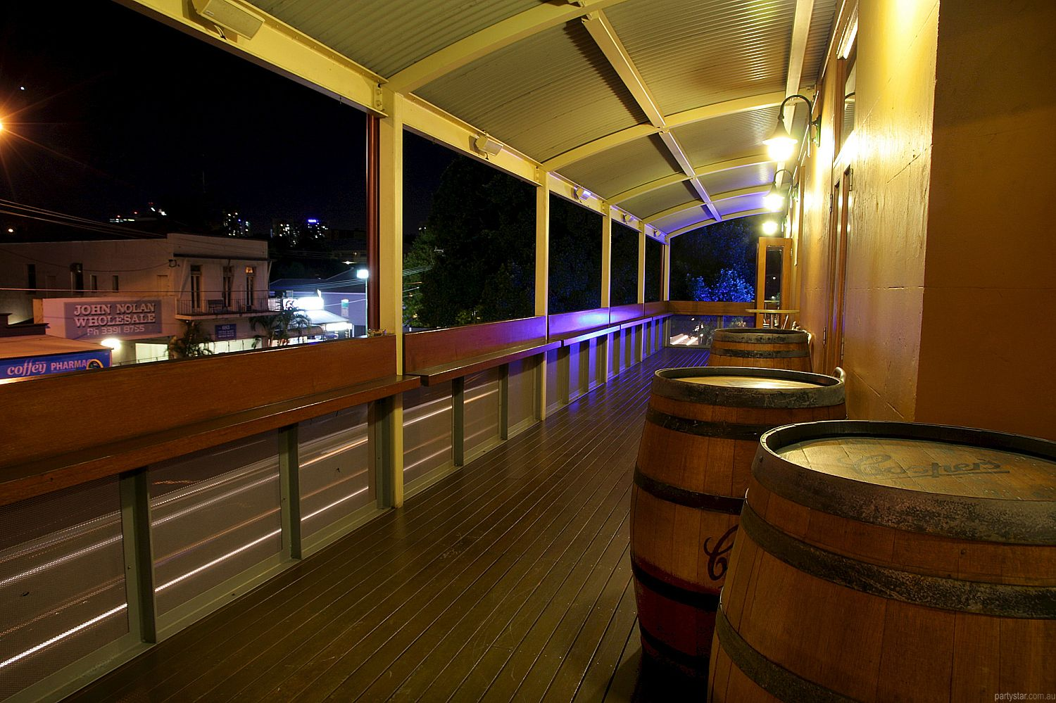 Pineapple Hotel, Kangaroo Point, QLD. Function Room hire photo #5