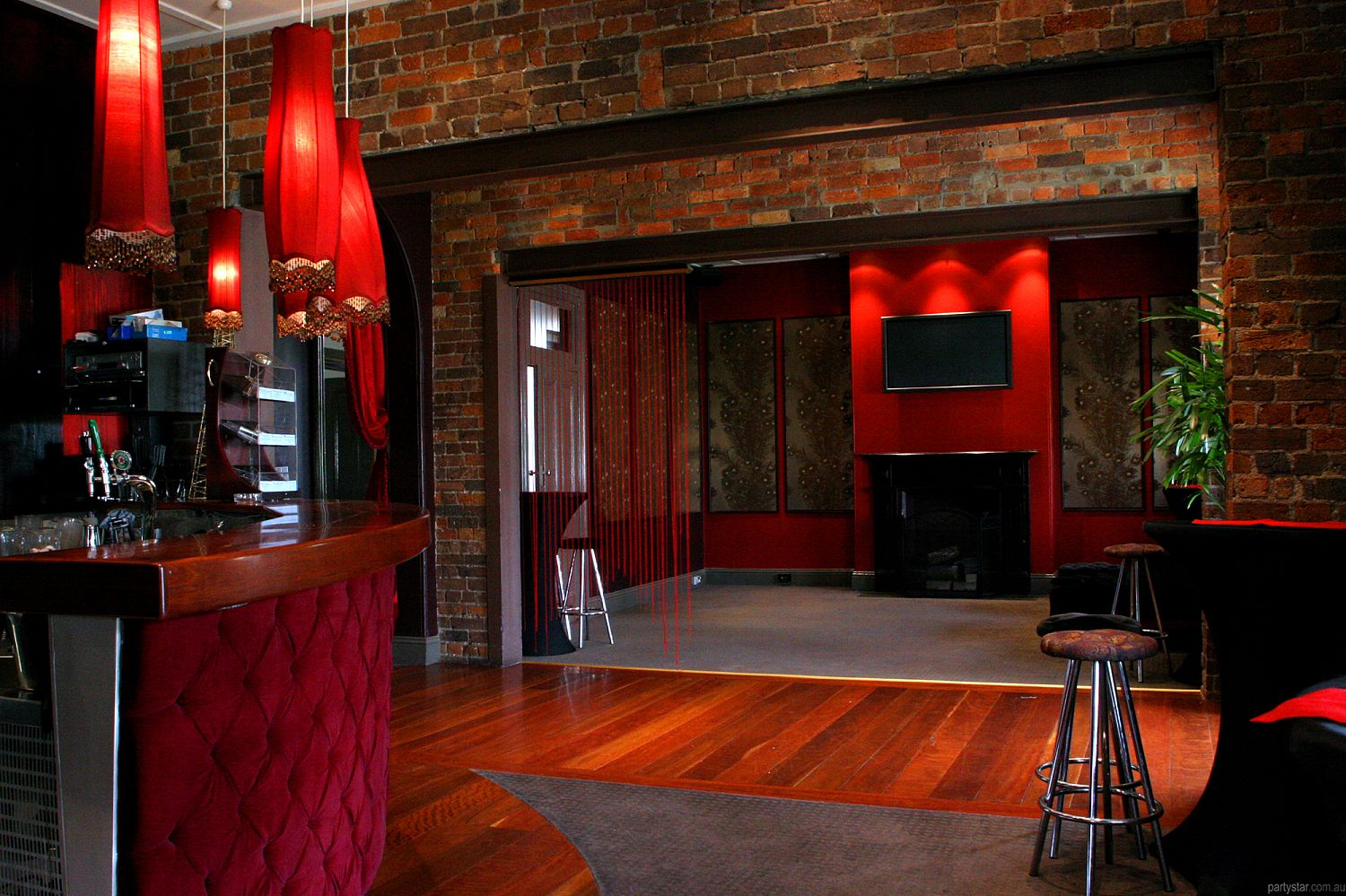 Story Bridge Hotel, Kangaroo Point, QLD. Function Room hire photo #1