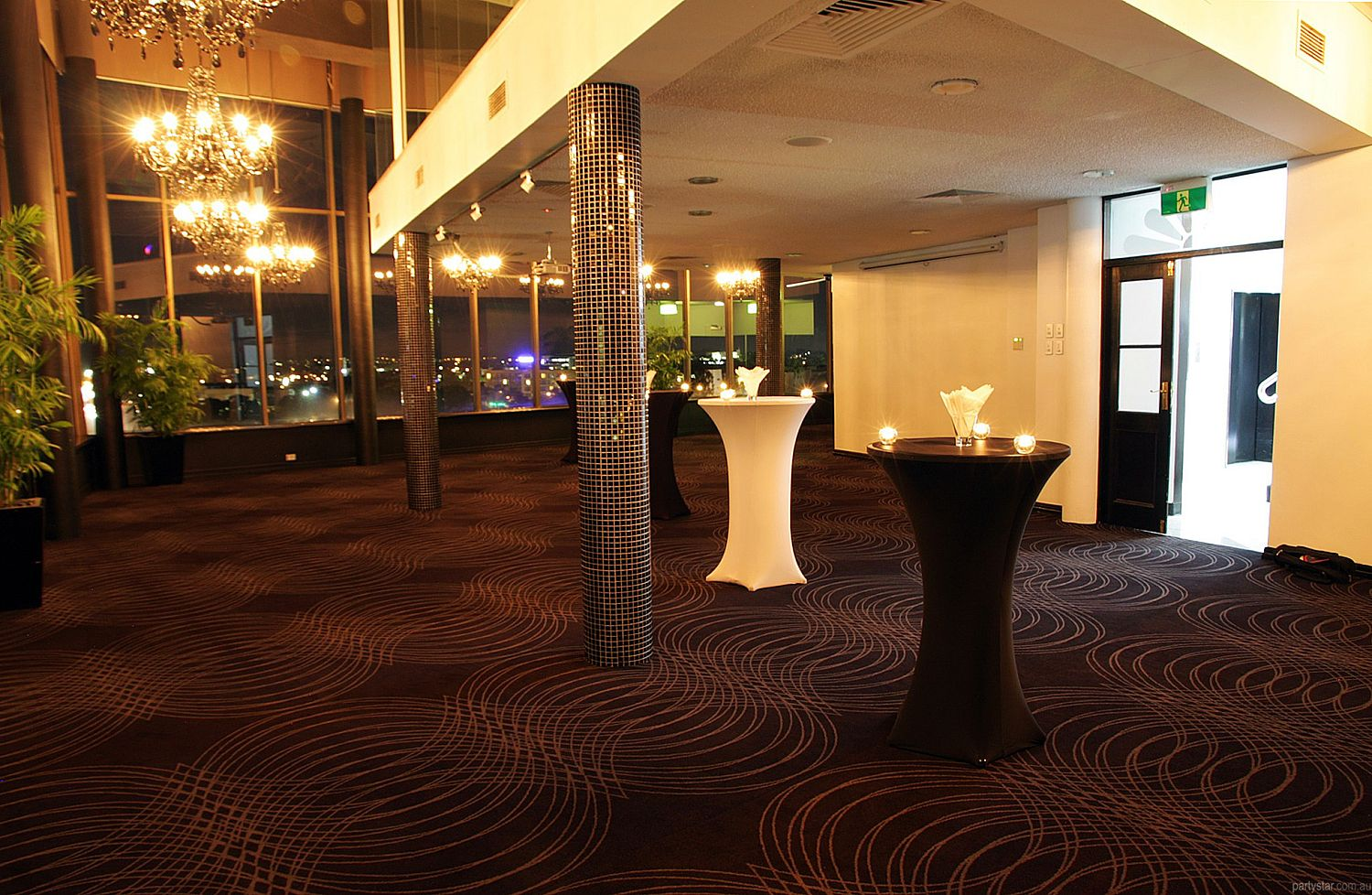 Pacific Hotel, Spring Hill, QLD. Function Room hire photo #1