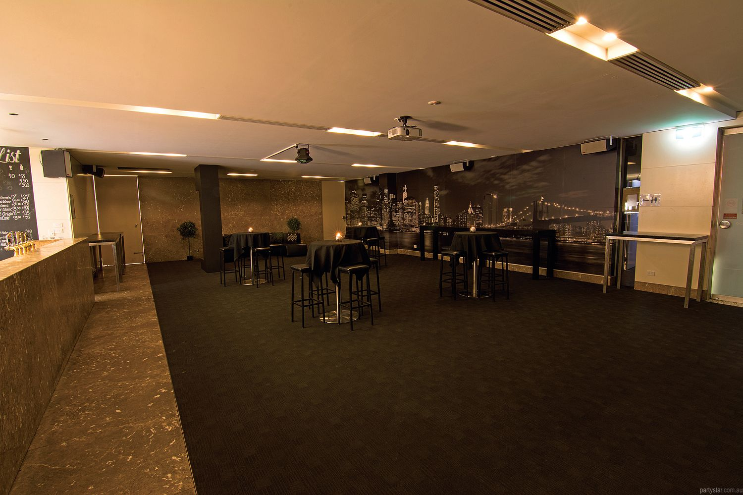 GPO Hotel, Fortitude Valley, QLD. Function Room hire photo #4