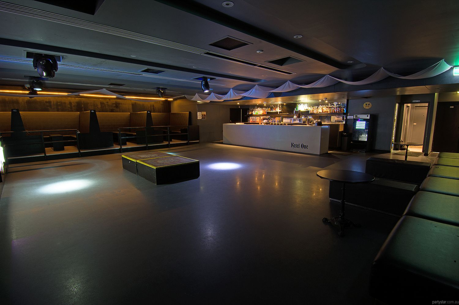 GPO Hotel, Fortitude Valley, QLD. Function Room hire photo #1
