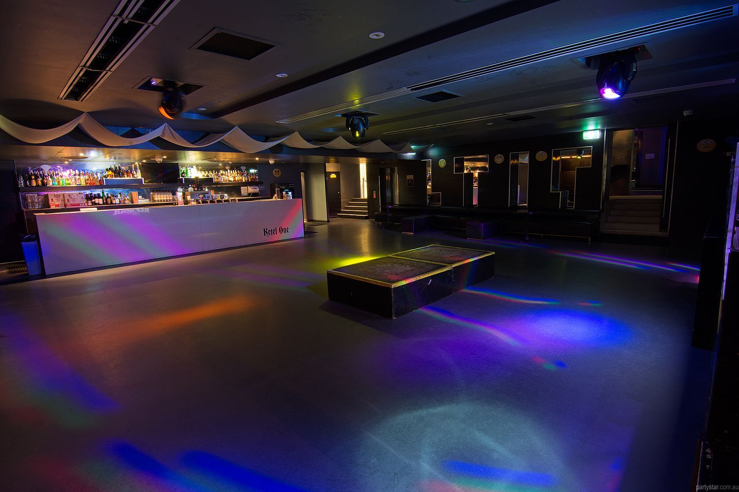 GPO Hotel, Fortitude Valley, QLD. Function Room hire photo #3