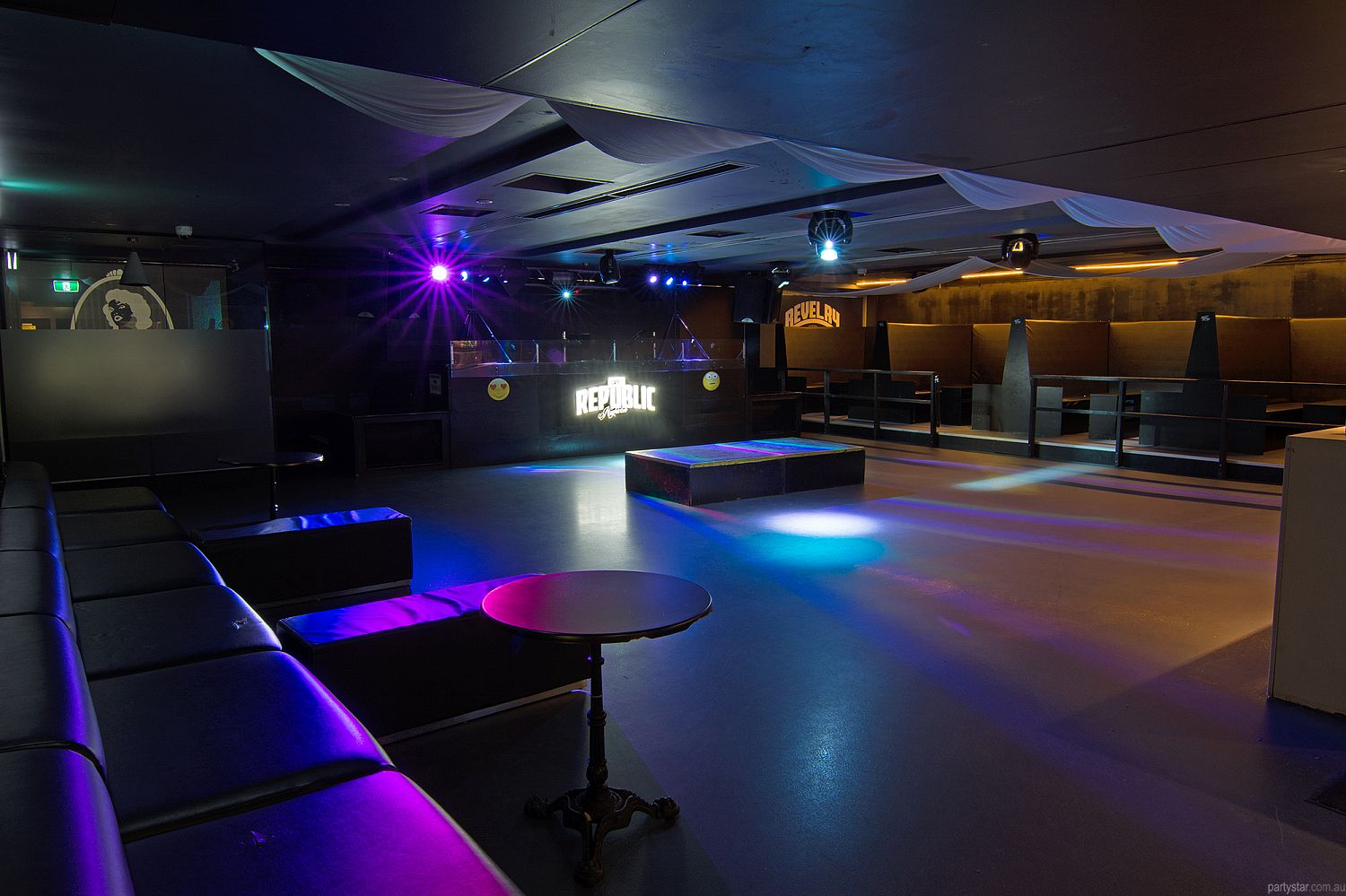 GPO Hotel, Fortitude Valley, QLD. Function Room hire photo #5