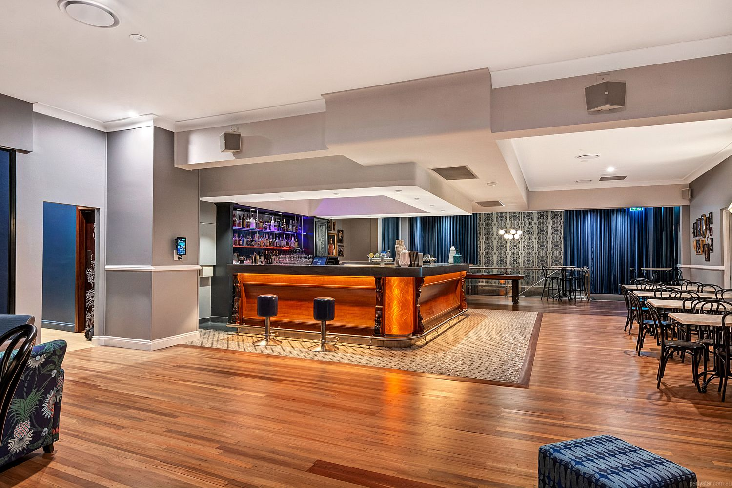 Hotel LA, Brisbane, QLD. Function Room hire photo #1