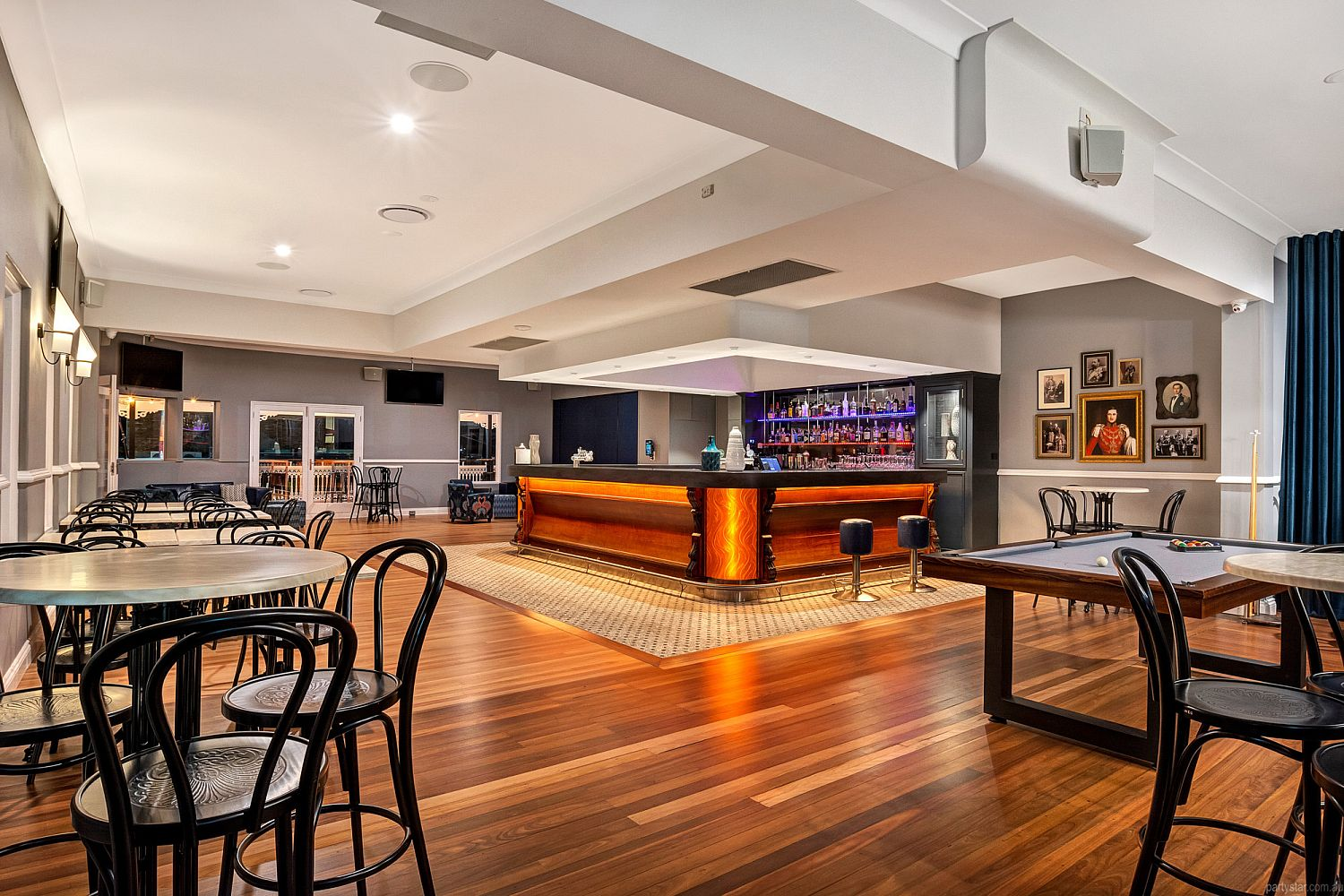 The Lord Alfred, Brisbane City, QLD. Function Room hire photo #2
