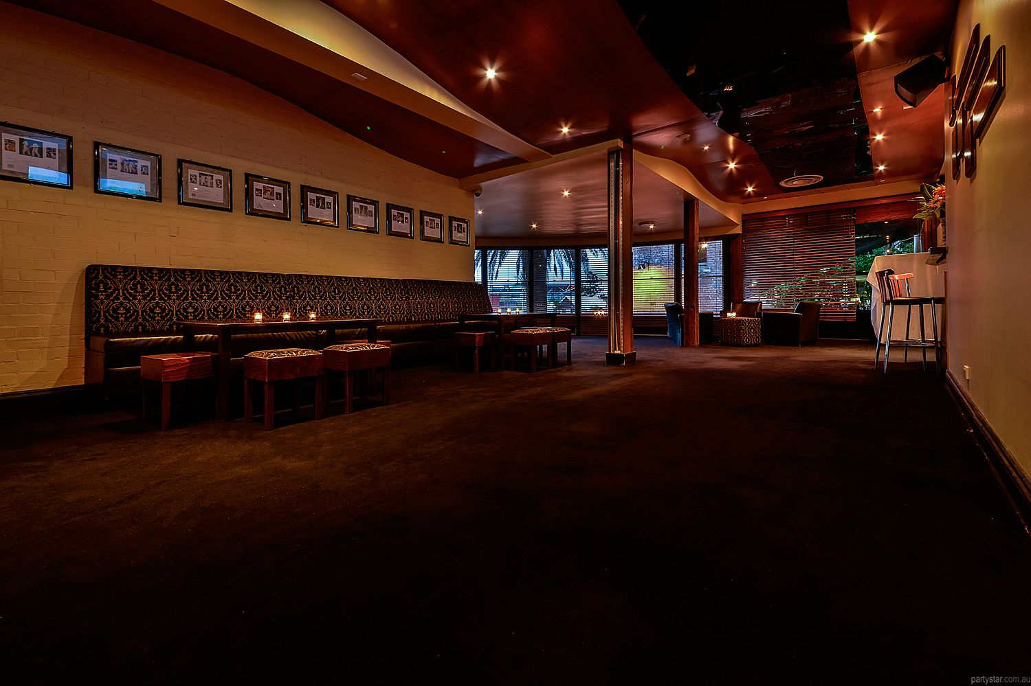 Hotel LA, Brisbane, QLD. Function Room hire photo #3