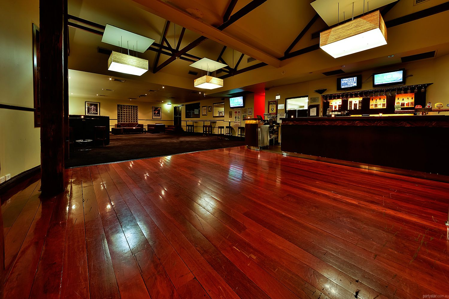 The Lord Alfred, Brisbane, QLD. Function Room hire photo #1