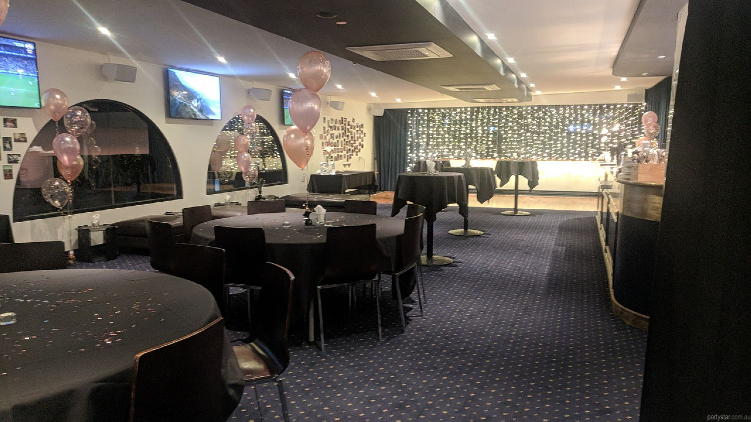 QA Hotel, Fortitude Valley, QLD. Function Room hire photo #2