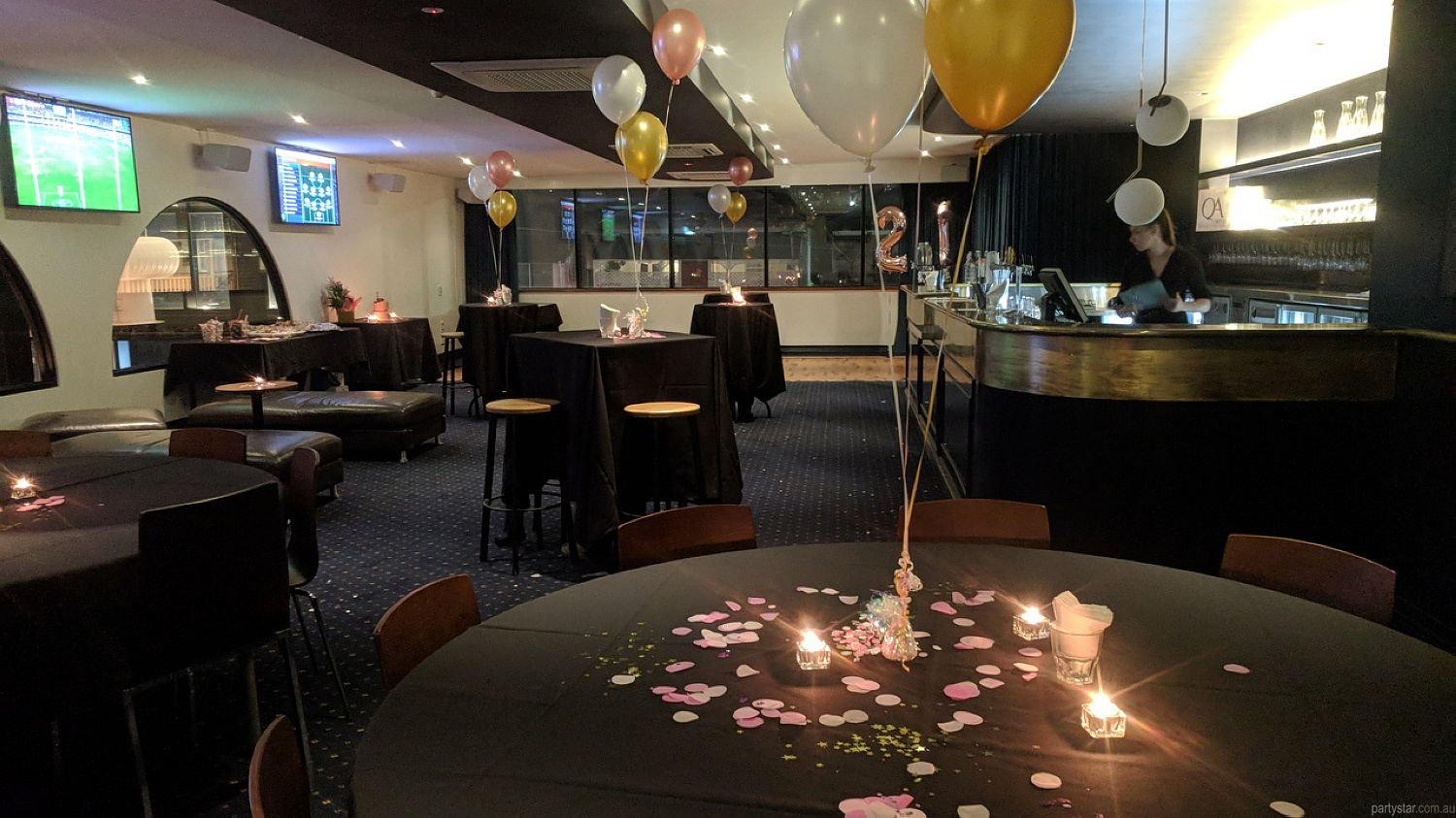 QA Hotel, Fortitude Valley, QLD. Function Room hire photo #3