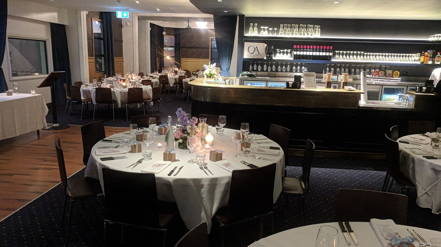 QA Hotel, Fortitude Valley, QLD. Function Room hire photo #4