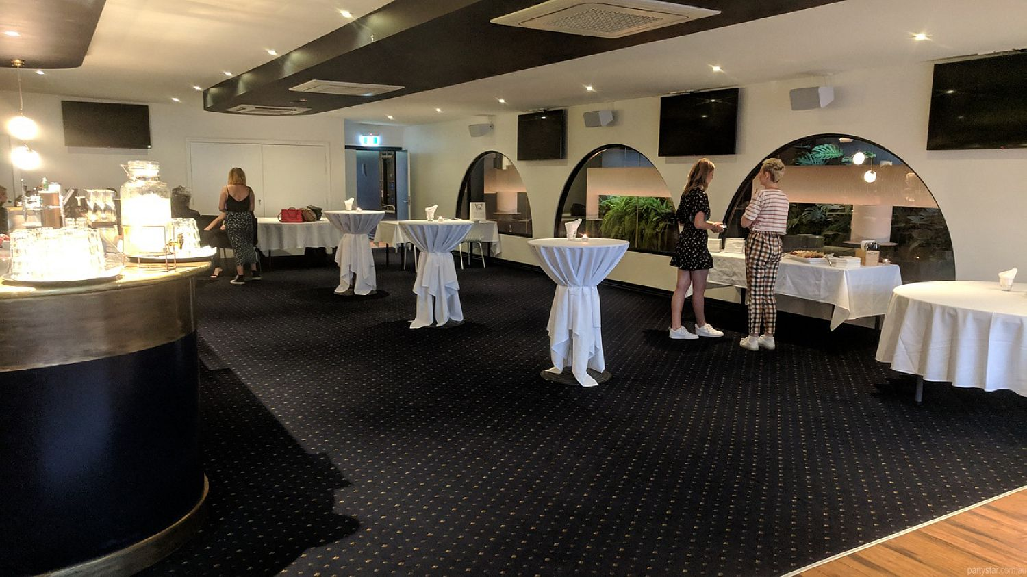 QA Hotel, Fortitude Valley, QLD. Function Room hire photo #5