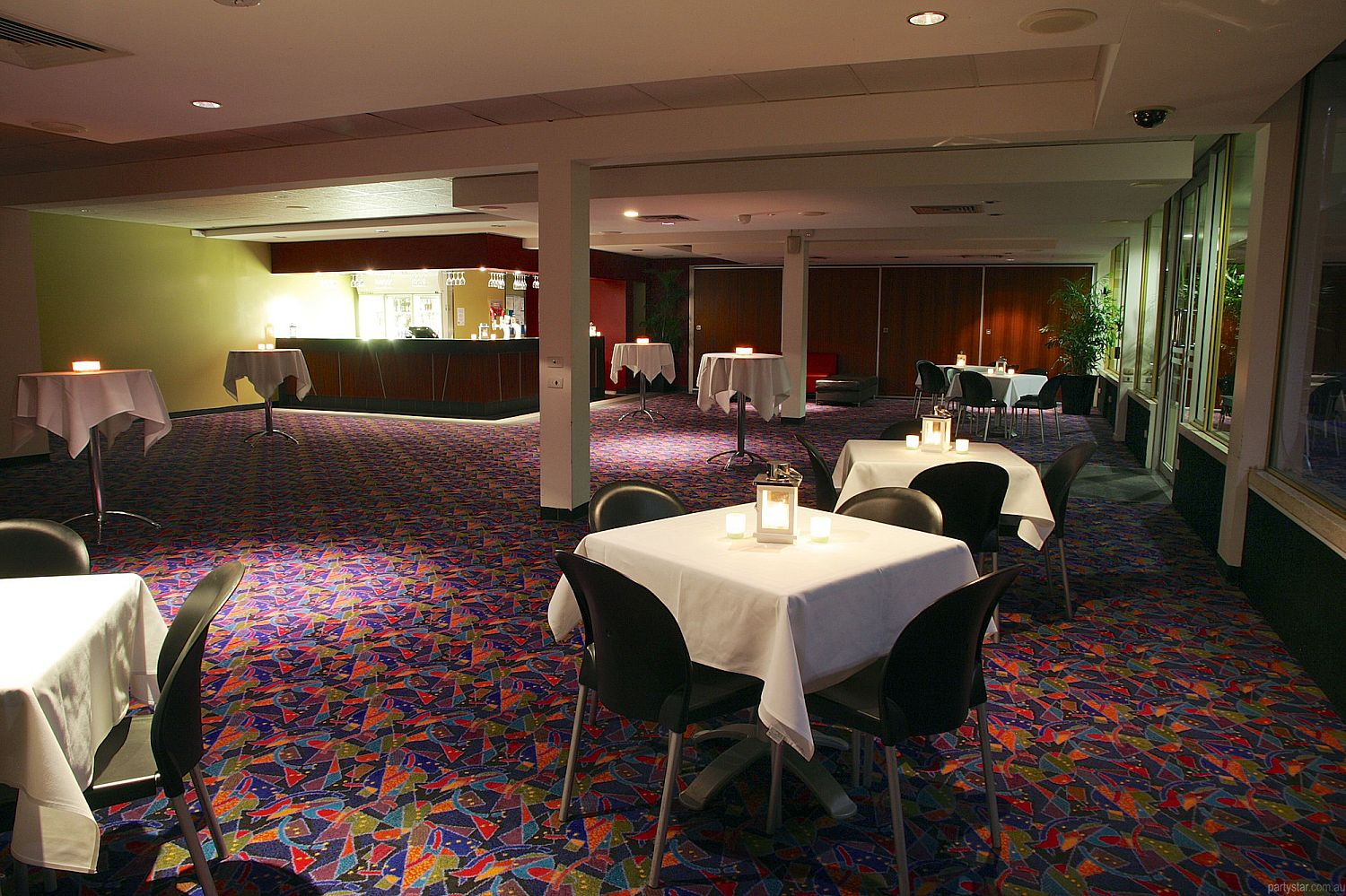 Pacific Golf Club, Carindale, QLD. Function Room hire photo #1