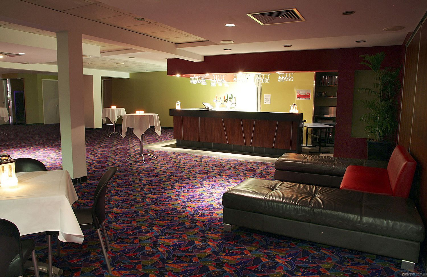 Pacific Golf Club, Carindale, QLD. Function Room hire photo #2