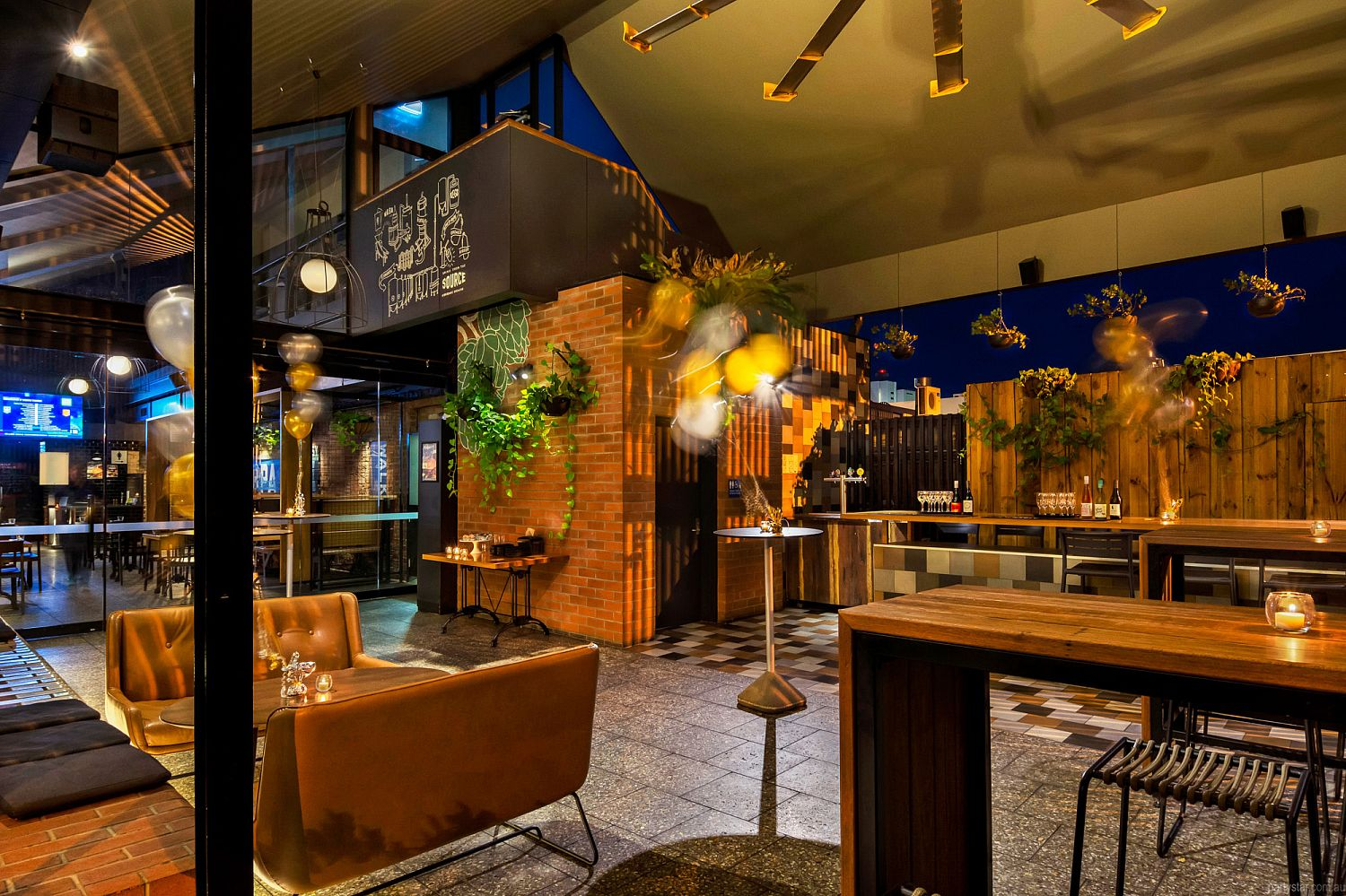 Brewhouse, Woolloongabba, QLD. Function Room hire photo #1