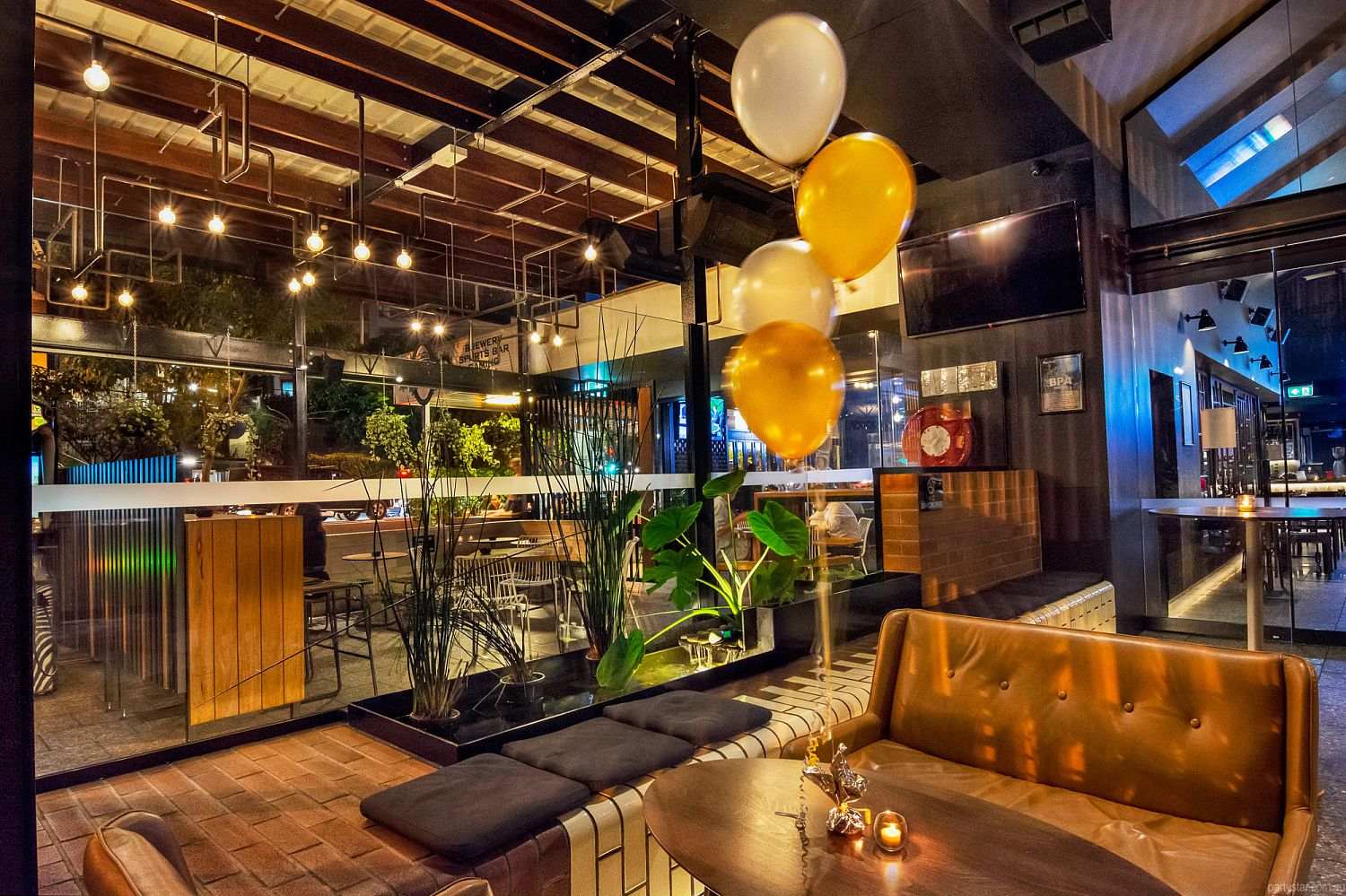 Brewhouse, Woolloongabba, QLD. Function Room hire photo #5