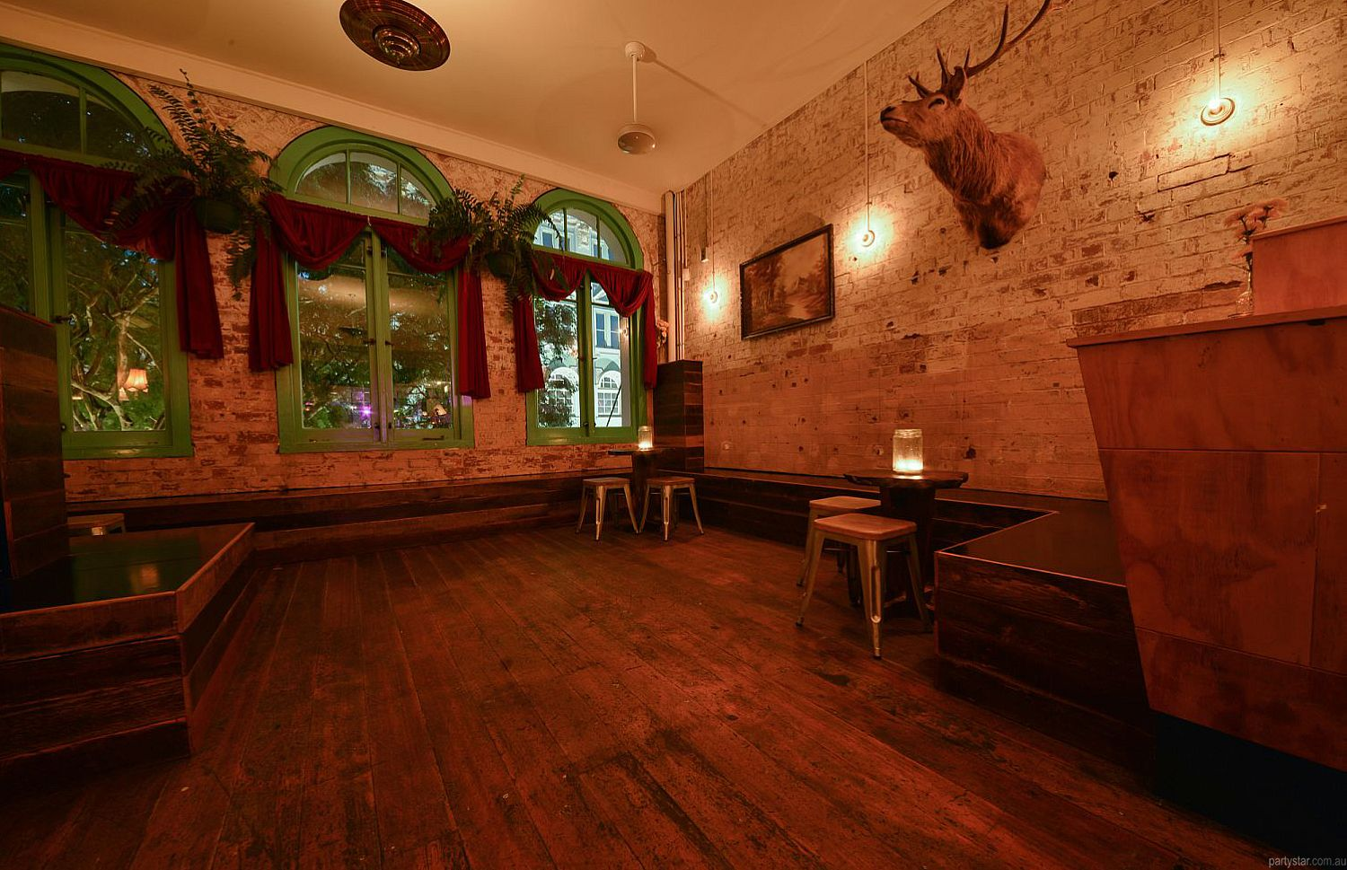 Black Bear Lodge, Fortitude Valley, QLD. Function Room hire photo #1