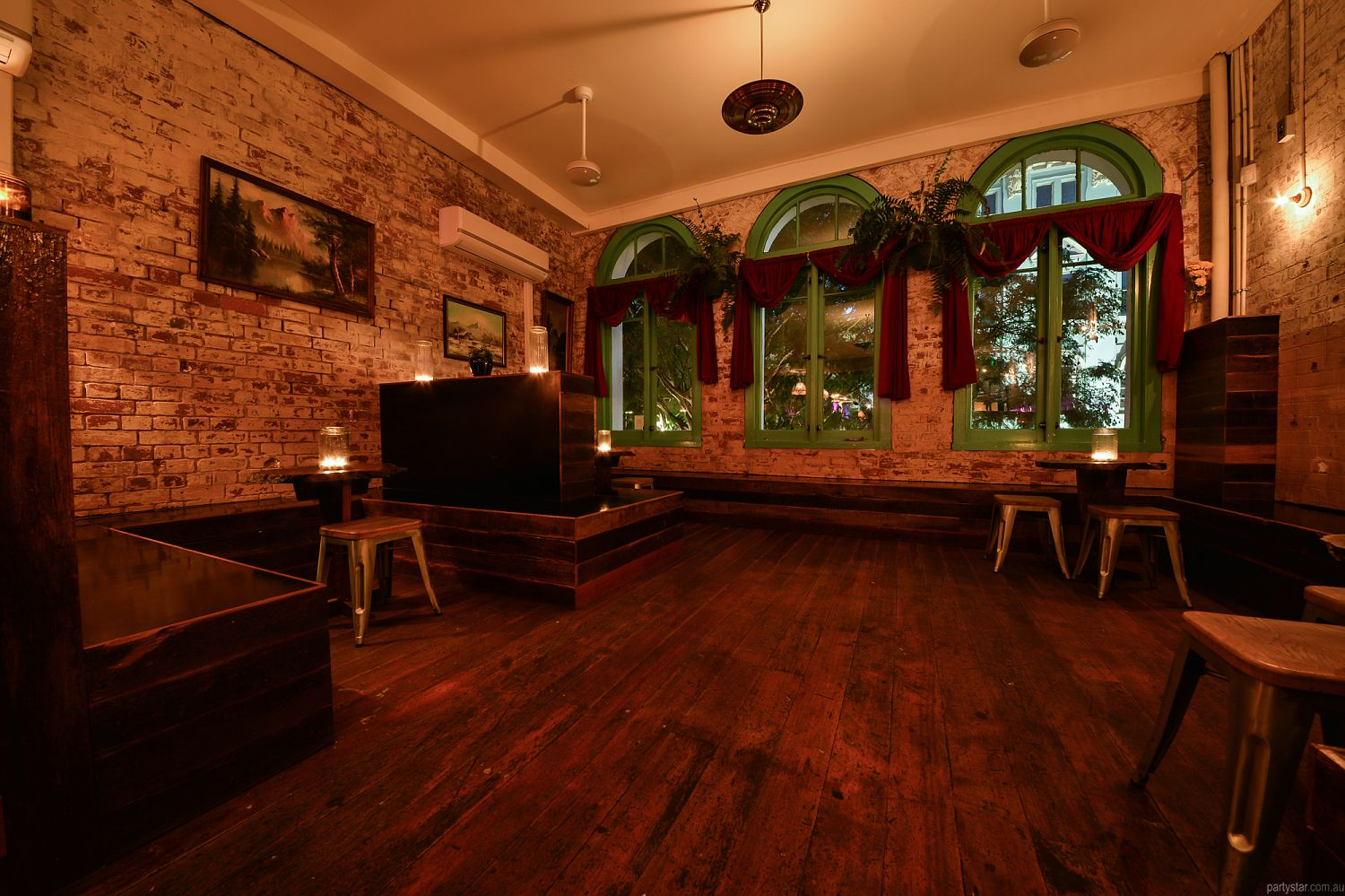 Black Bear Lodge, Fortitude Valley, QLD. Function Room hire photo #2
