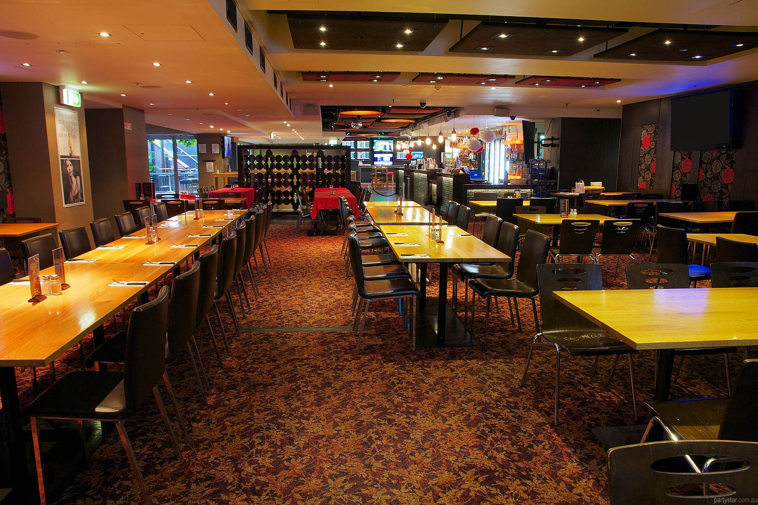 Criterion Tavern, Brisbane, QLD. Function Room hire photo #2