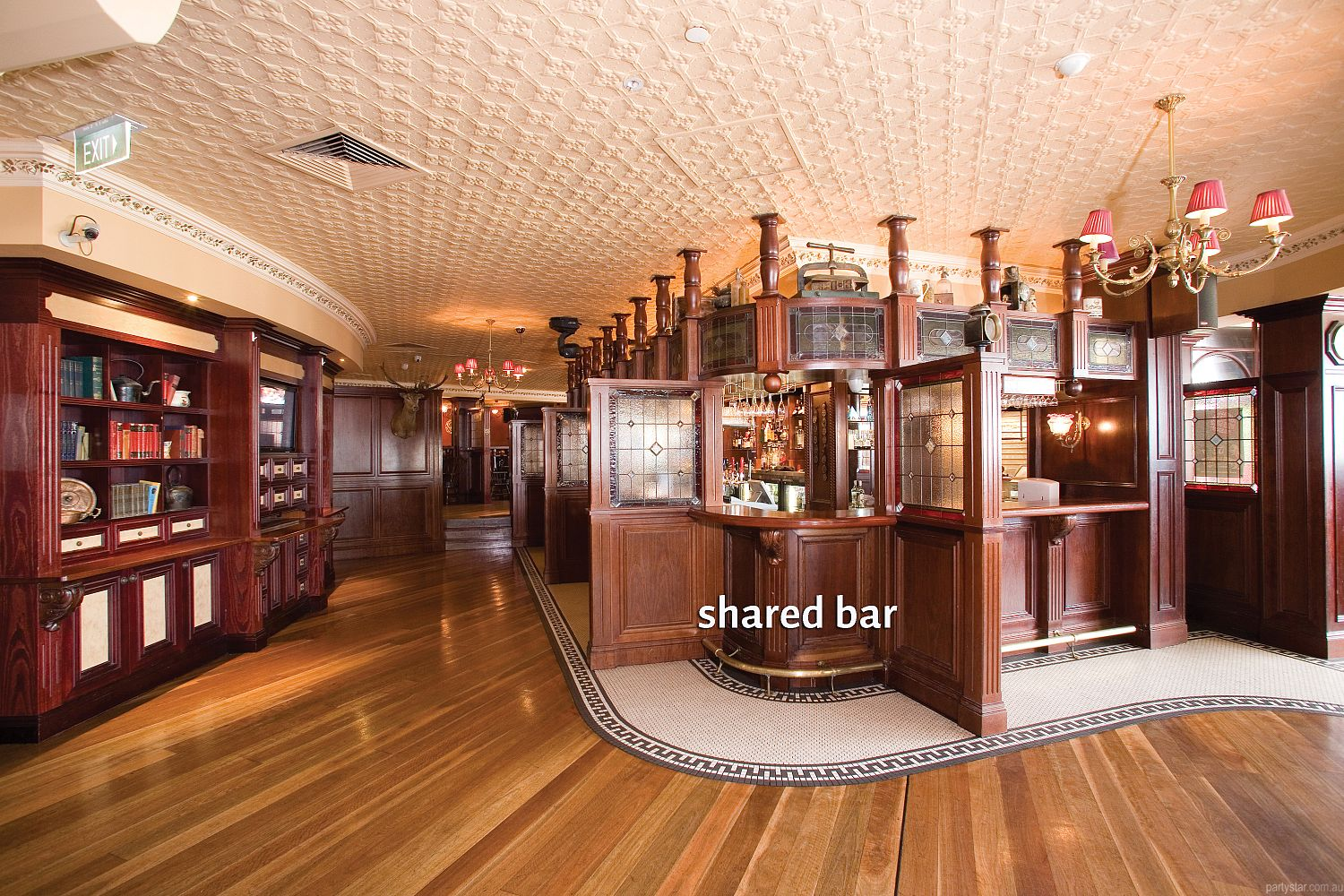 Pig 'N' Whistle Riverside, Brisbane City, QLD. Function Room hire photo #5