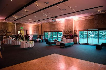 Function venue Brisbane Powerhouse