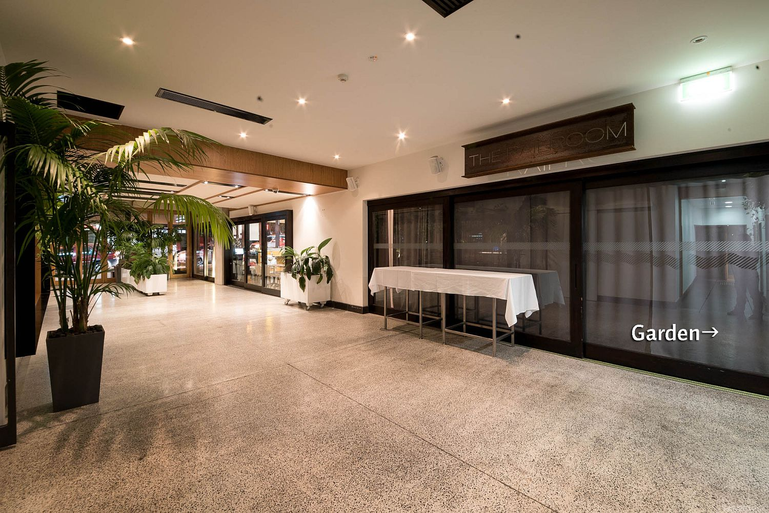 Darling & Co, Paddington, QLD. Function Room hire photo #5