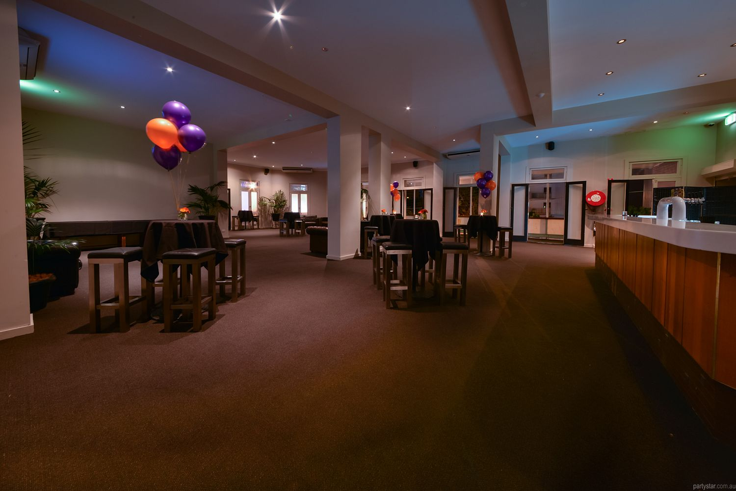 Shafston Hotel, East Brisbane, QLD. Function Room hire photo #2