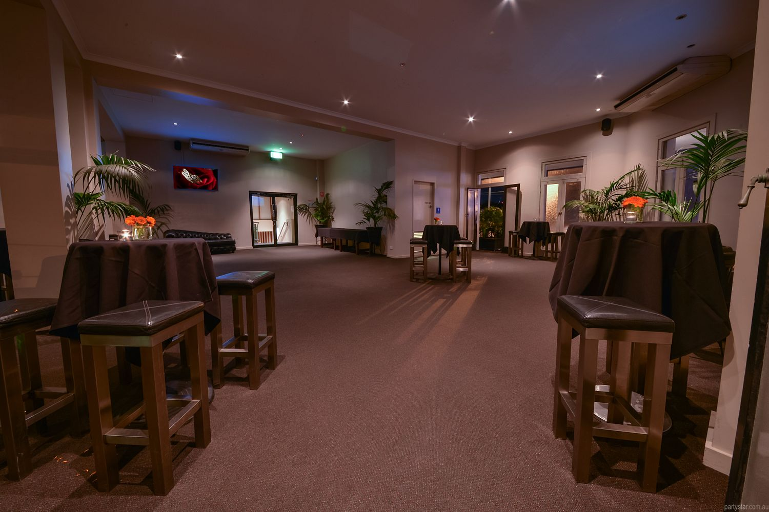 Shafston Hotel, East Brisbane, QLD. Function Room hire photo #3