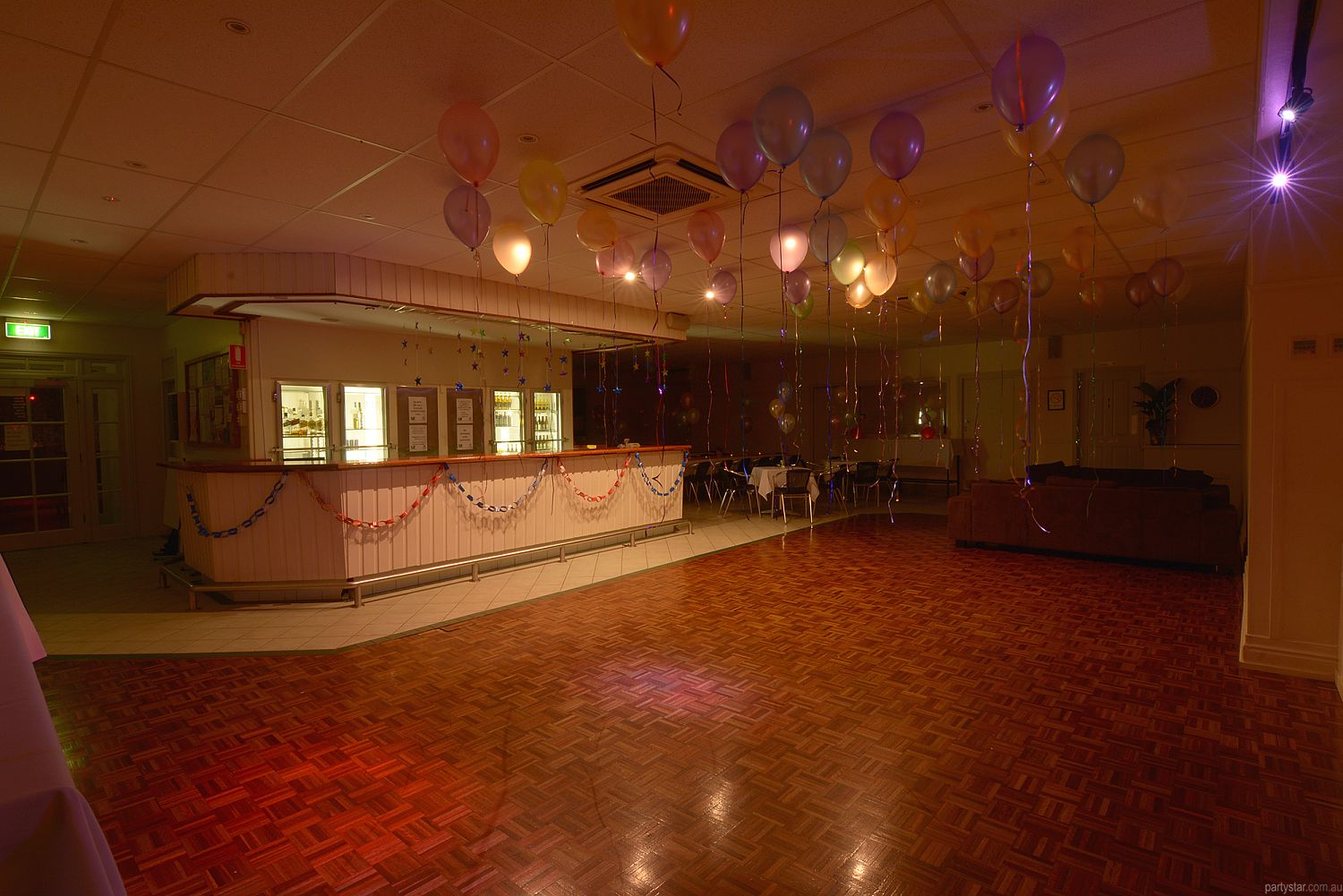 Brisbane Workers' Community Centre, Paddington, QLD. Function Room hire photo #1
