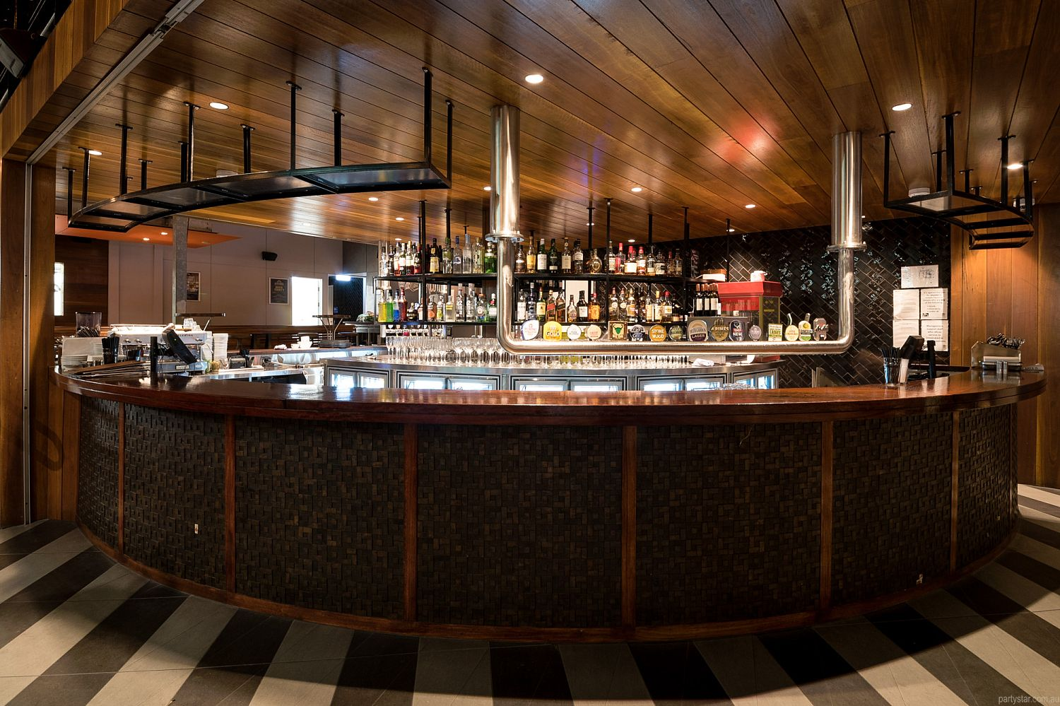 South Bank Beer Garden, South Brisbane, QLD. Function Room hire photo #1