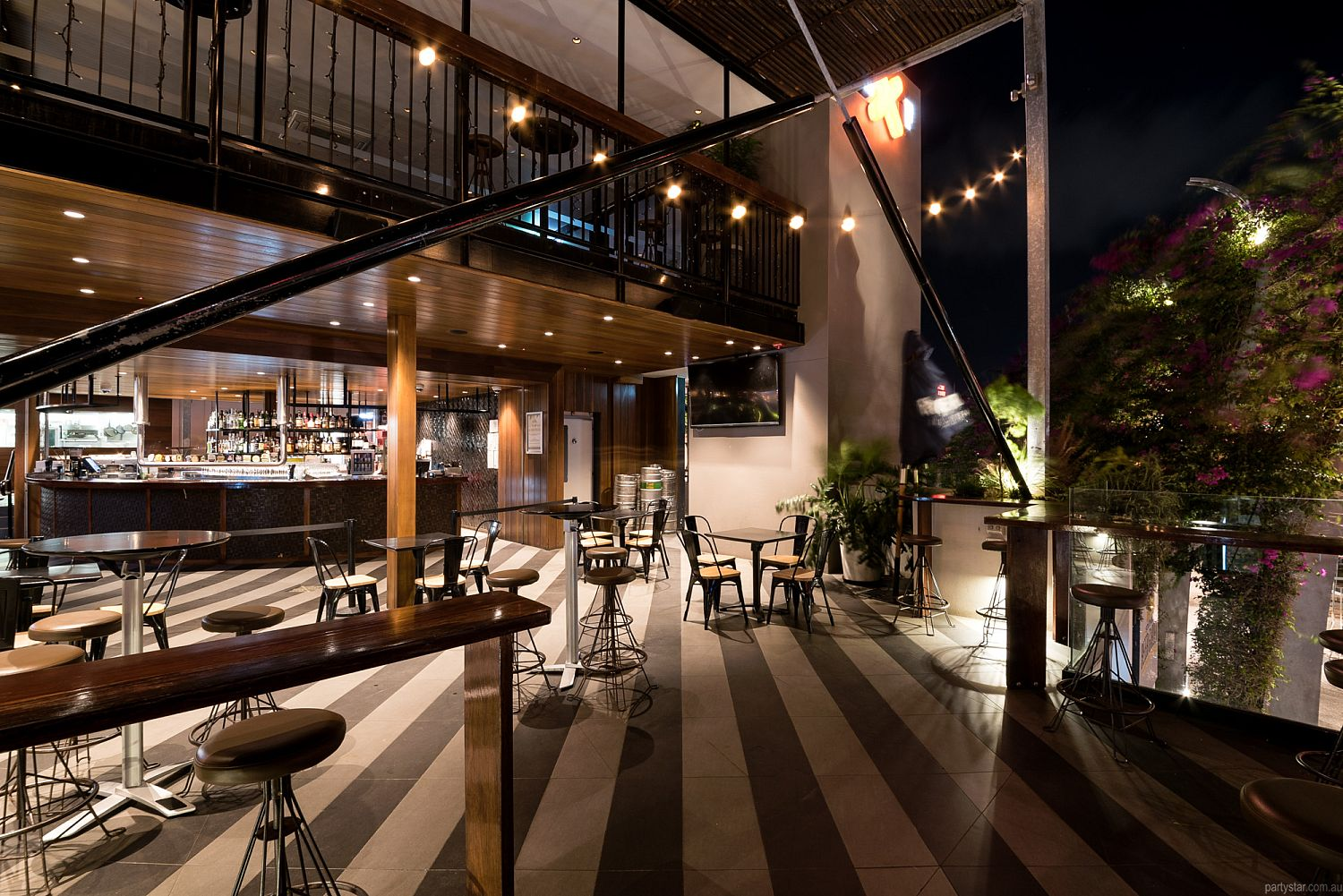 South Bank Beer Garden, South Brisbane, QLD. Function Room hire photo #2