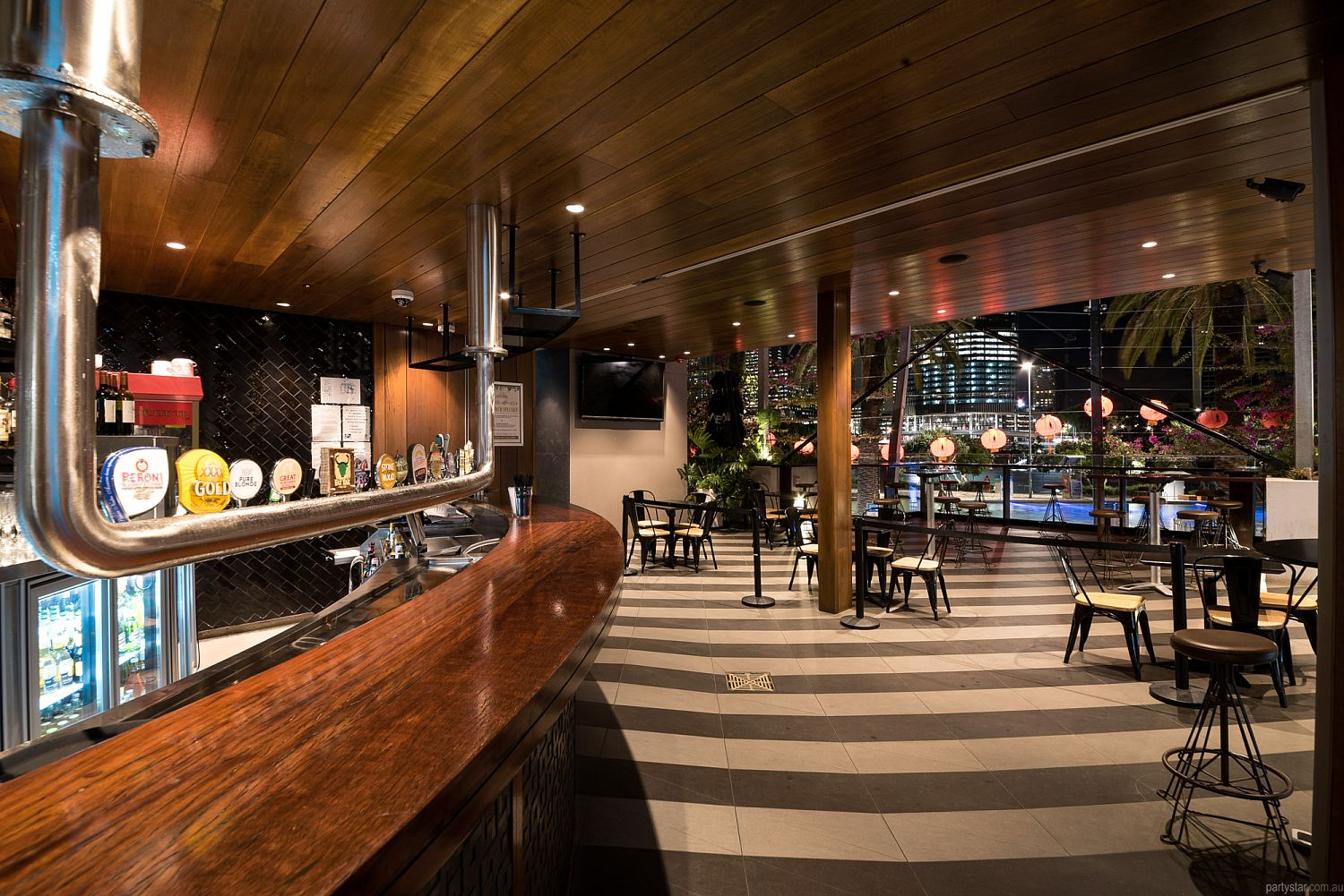 South Bank Beer Garden, South Brisbane, QLD. Function Room hire photo #3