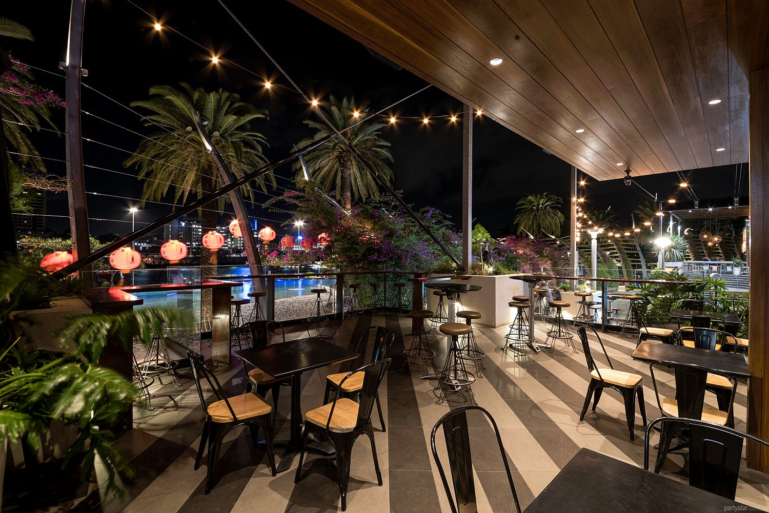 South Bank Beer Garden, South Brisbane, QLD. Function Room hire photo #4