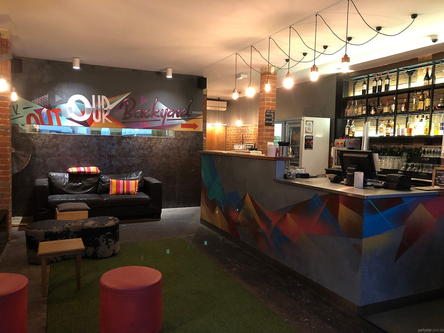 Battery Station, Fortitude Valley, QLD. Function Room hire photo #1