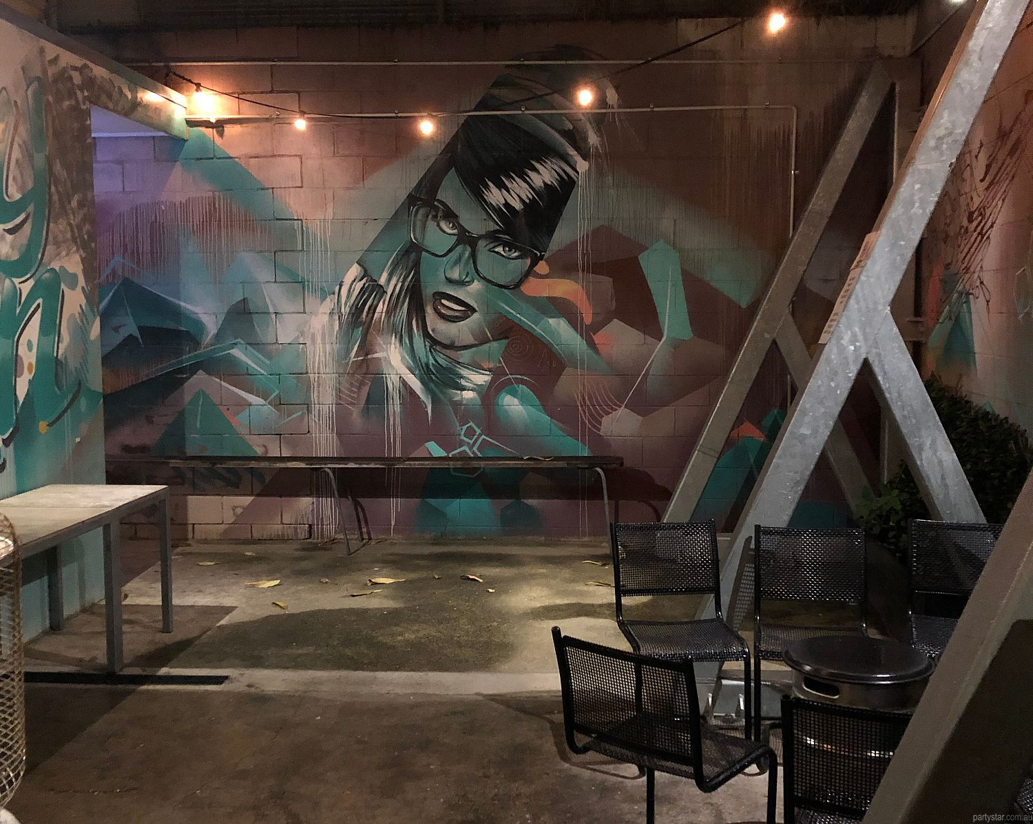Battery Station, Fortitude Valley, QLD. Function Room hire photo #3