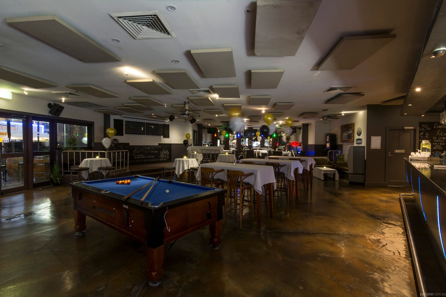 Stones Corner Hotel, Greenslopes, QLD. Function Room hire photo #1