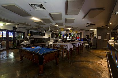 Function venue Stones Corner Hotel