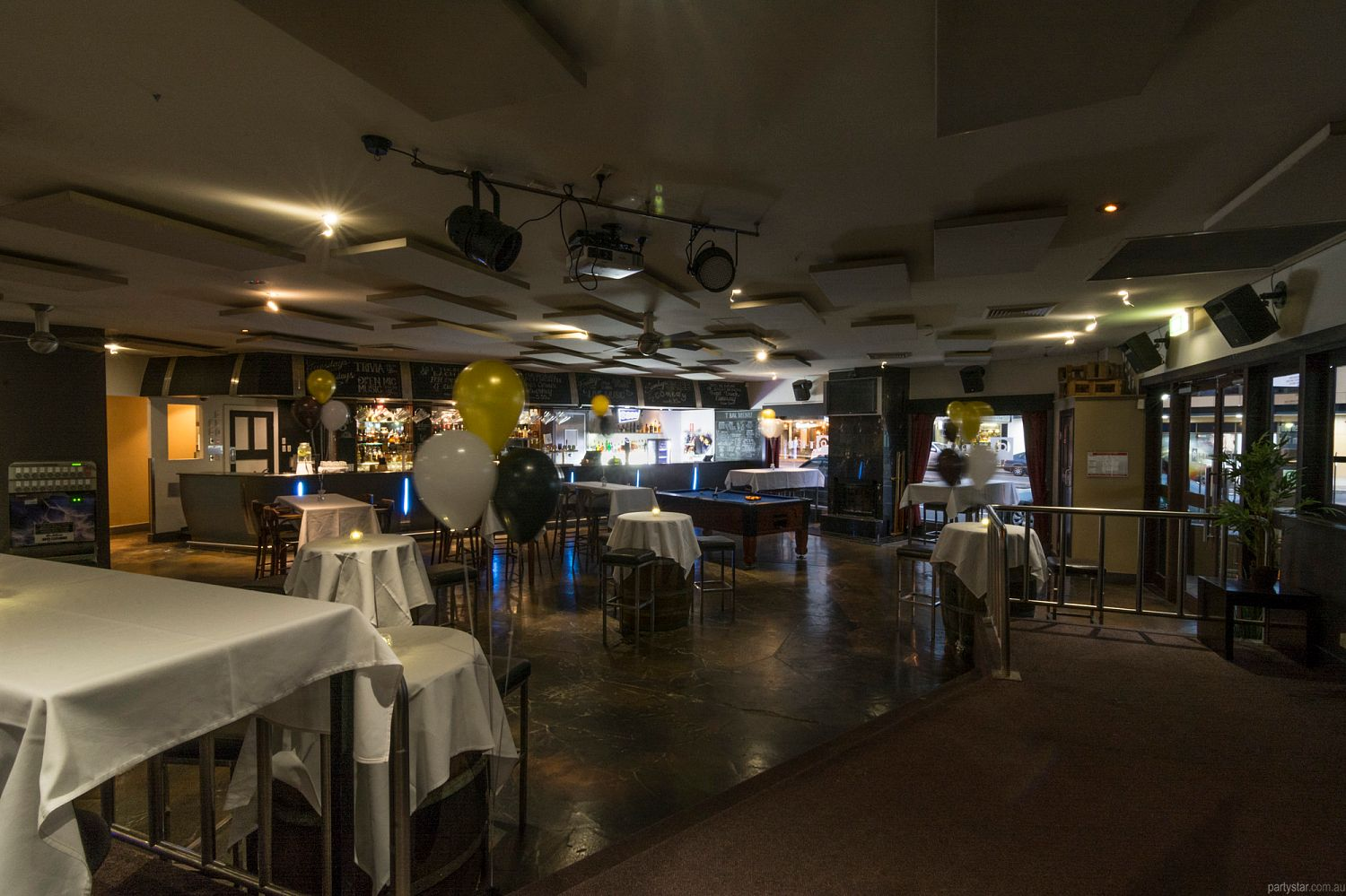 Stones Corner Hotel, Greenslopes, QLD. Function Room hire photo #3