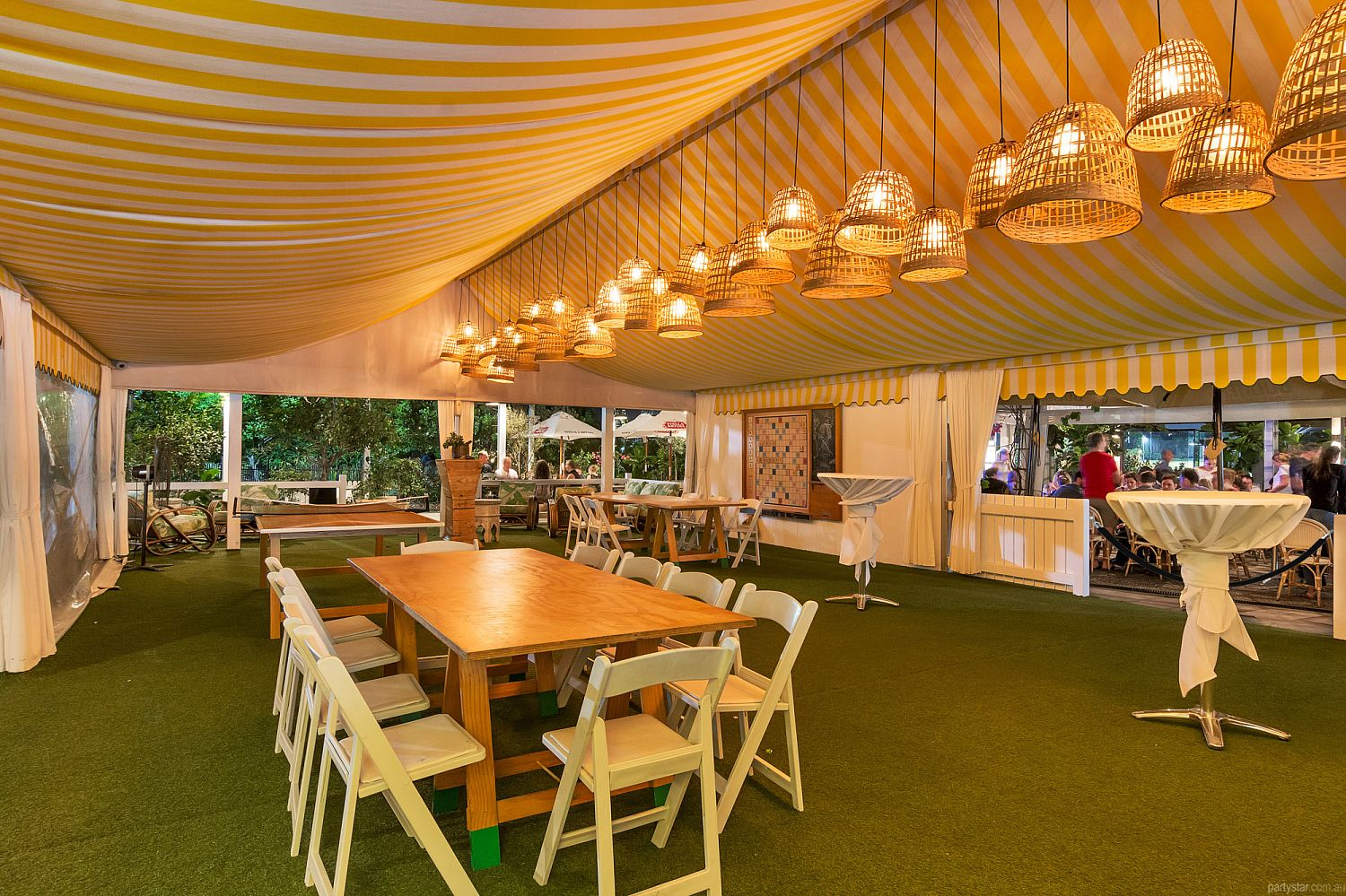 Victoria Park, Herston, QLD. Function Room hire photo #2