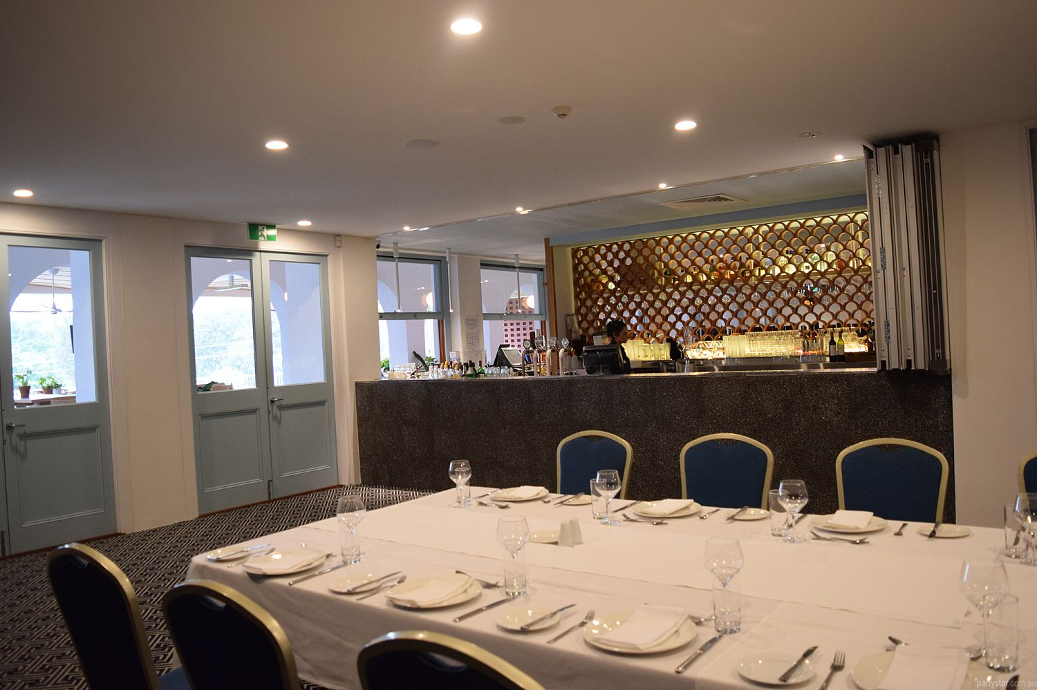 The Greek Club, South Brisbane, QLD. Function Room hire photo #1