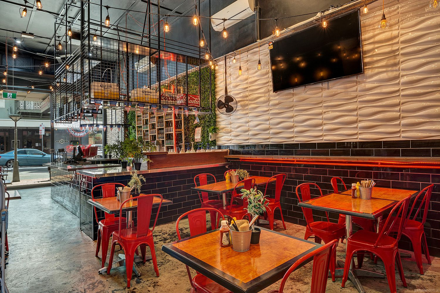 The American Diner Co, Fortitude Valley, QLD. Function Room hire photo #1