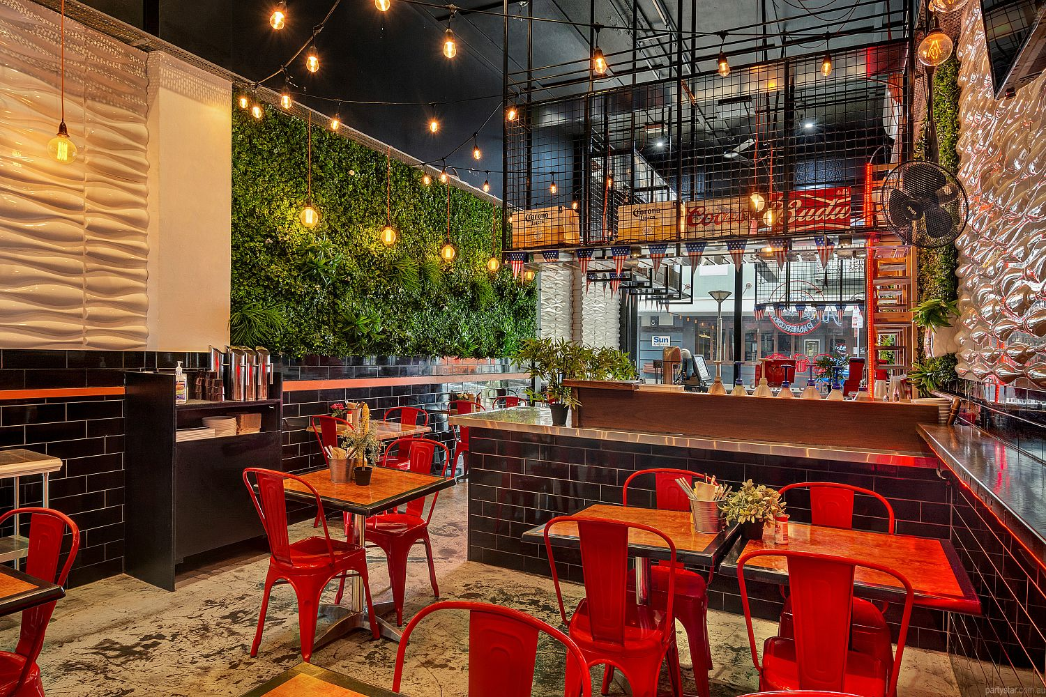 The American Diner Co, Fortitude Valley, QLD. Function Room hire photo #2