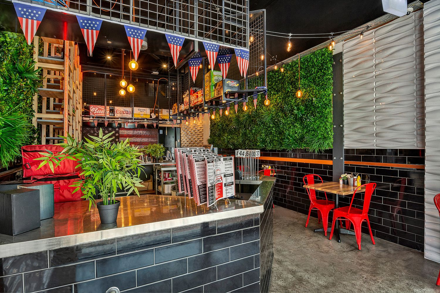 The American Diner Co, Fortitude Valley, QLD. Function Room hire photo #3