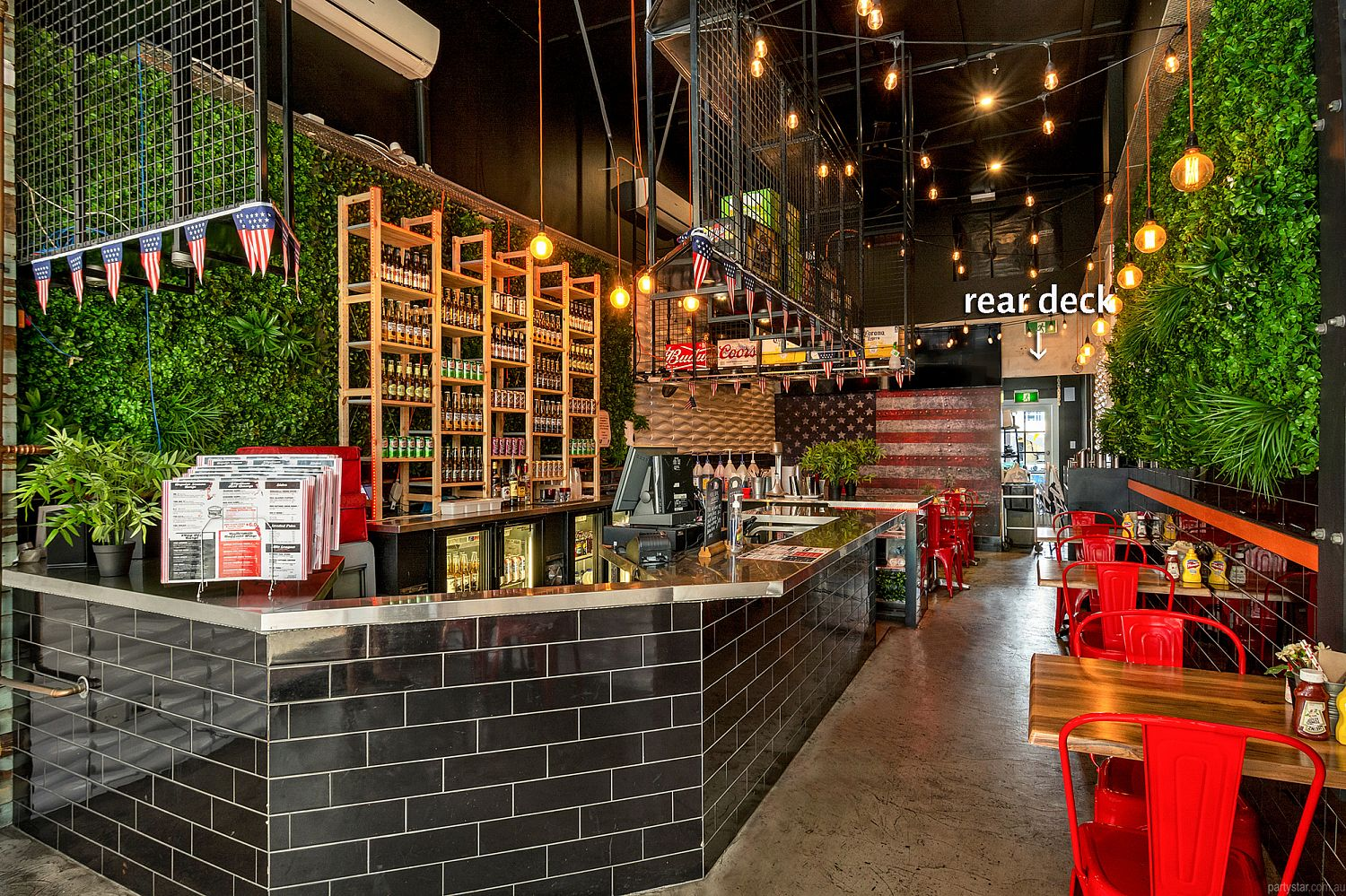 The American Diner Co, Fortitude Valley, QLD. Function Room hire photo #4