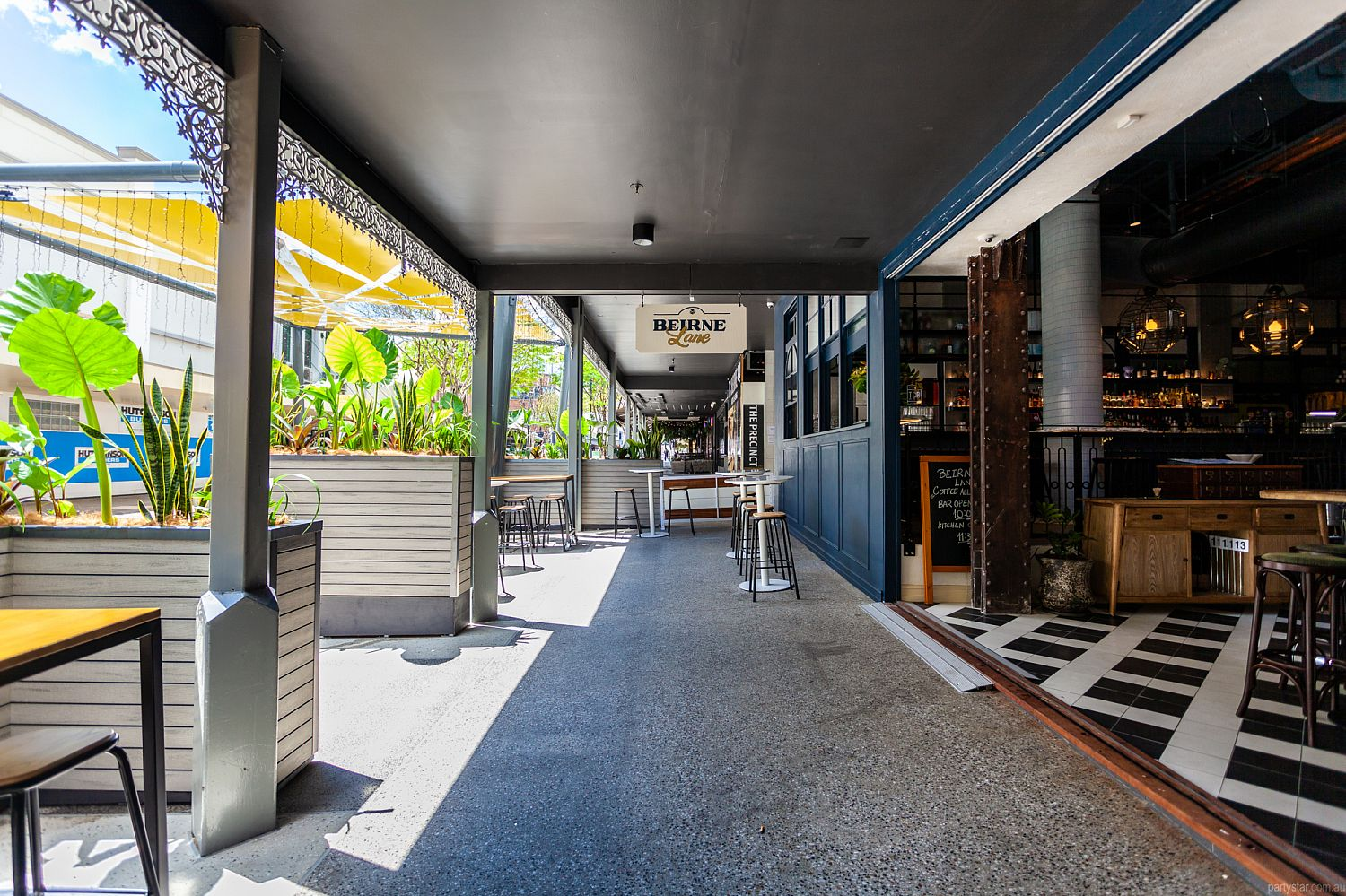 Beirne Lane, Fortitude Valley, QLD. Function Room hire photo #1