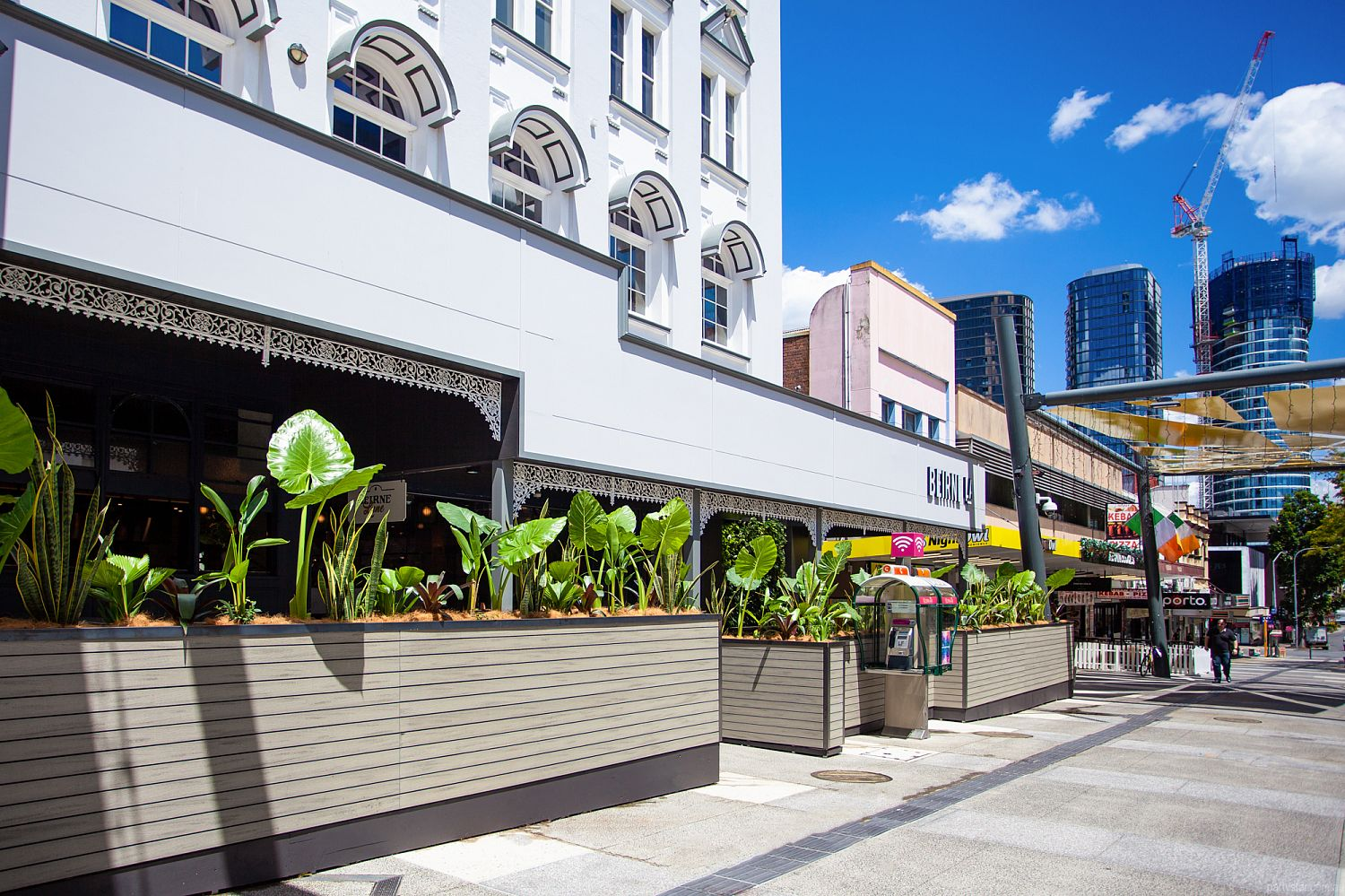 Beirne Lane, Fortitude Valley, QLD. Function Room hire photo #3