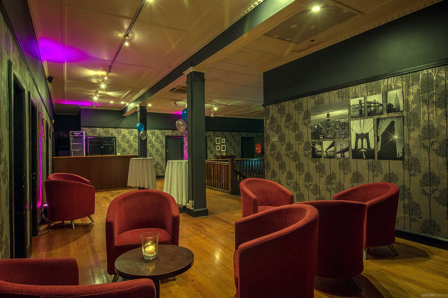 Morrison Hotel, Woolloongabba, QLD. Function Room hire photo #1