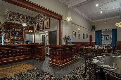 Function venue Morrison Hotel