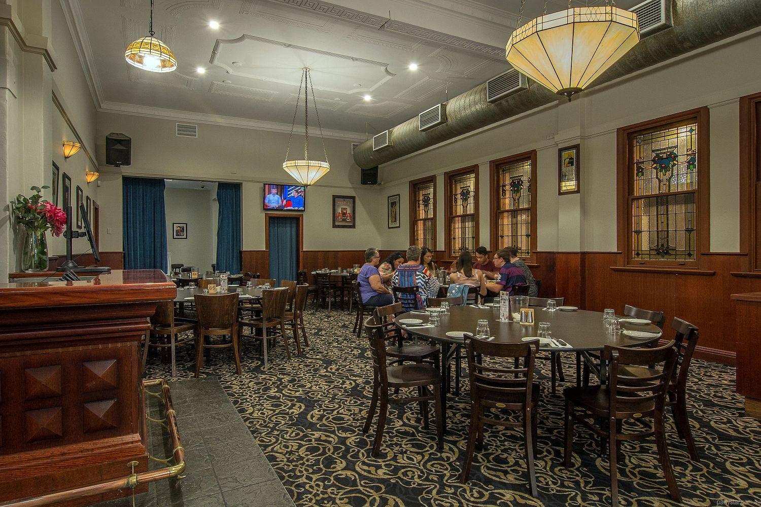Morrison Hotel, Woolloongabba, QLD. Function Room hire photo #2