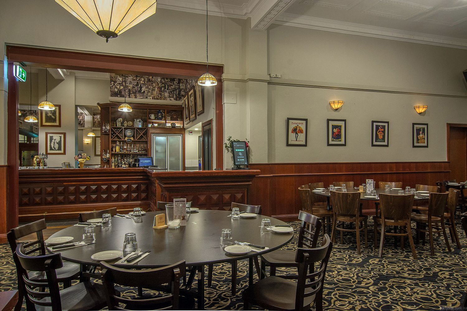 Morrison Hotel, Woolloongabba, QLD. Function Room hire photo #4